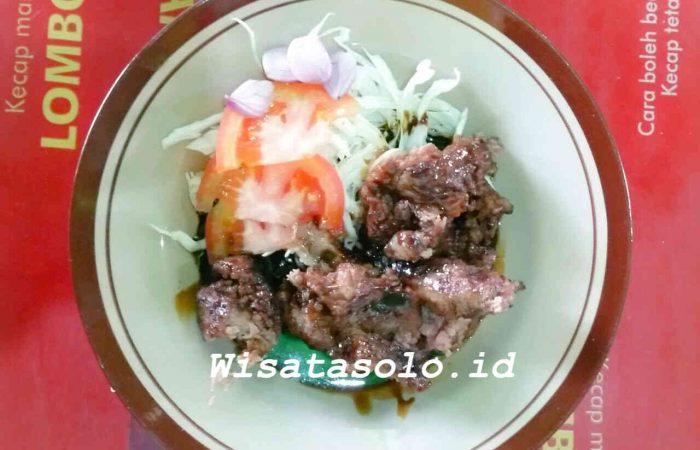Wisata kuliner bersama Wisata Solo