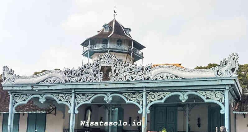 Menara Sanggabuana Wisata Solo