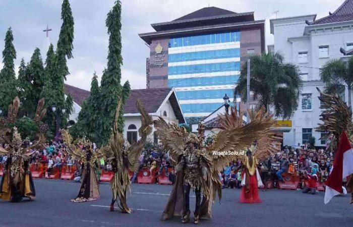 Solo Batik Carnival 2017