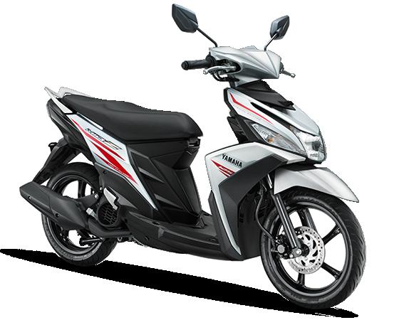 Yamaha Mio Z Putih Zuara PNG