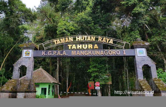 Tahura Mangkunegoro