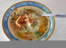 sop ayam solo