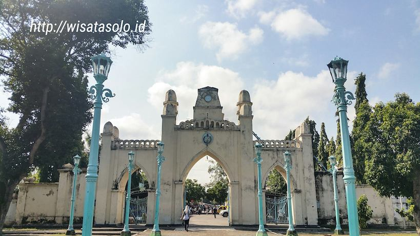 masjid agung solo